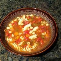 Vegan Veggie Soup | BigOven recipe 171370