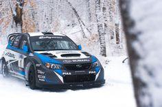 Driving Subaru's WRX STI Rally Car Will Melt Every Part Of Your Brain