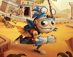 World of Monsters ? Character Design #behance #design