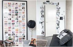 decorar con fotos : via MIBLOG