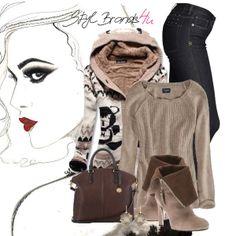 Dámy máte radšej pohodové outfity ... :)  brands4u.sk