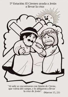 Mary John, Religion Catolica, Easter Story, Guard Your Heart, Cool Coloring Pages, Sunday School Crafts, Holy Week, Bible Crafts, Disney Characters