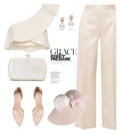 """""""Untitled #704"""" by jovana-p-com ❤ liked on Polyvore featuring Isabel Marant, Escalier, Serpui and The Row"""