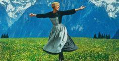 Blog dos Librianos: Julie Andrews comemorando o fato de ser libriana (...