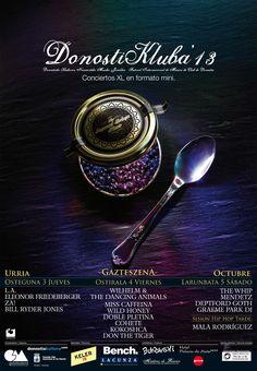 """Un año más, Donostikuba """"conciertos XL en formato mini"""""""