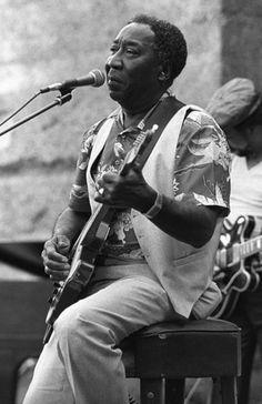 Muddy Waters (1987 Inductee)