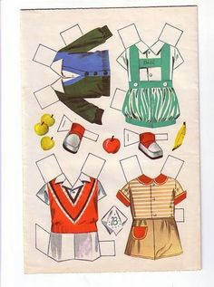 JILL and BILL Paper Dolls.This From Isamicha - Yakira Chandrani - Picasa Web Albums