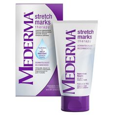 Mederma Stretch Marks Therapy - Hydrates to Help Prevent Stretch Marks - Clinically Shown to Produce Noticable Improvement in 4 Weeks- Dermatologist Recommended - oz Best Stretch Mark Removal, Best Stretch Mark Creams, Stretch Marks On Thighs, Prevent Stretch Marks, Stretch Mark Remedies, Beauty Hacks For Teens, Best Fragrances, Centella, Beauty Tips