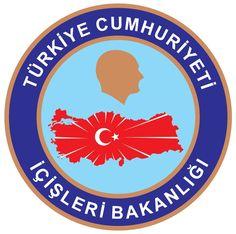 T.C. İçişleri Bakanlığı Vektörel Logosu [EPS File] - Republic of Turkey Ministry of Interior