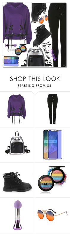 """""""#PolyPresents: New Year's Resolutions"""" by gamiss ❤ liked on Polyvore featuring Sixth June, contestentry and polyPresents"""