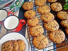 La Cocina de los inventos: Cookies de Chocolate {Receta de Mireia Carbó}