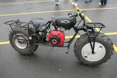 Motoblogn: Industrial Strength Diesel Farm Motorcycle