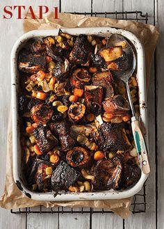 Jy kan 'n goeie vleisaftreksel maak Meat Recipes, Recipies, Yummy Food, Beef, Drink, Healthy, Recipes, Meat, Beverage