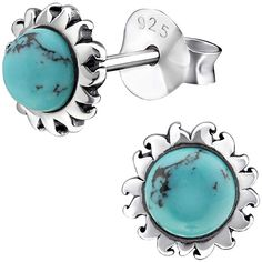 Schmuck, Damen, Ohrringe Cufflinks, Soap, Accessories, Vintage, Malachite, Stud Earring, Ear Piercings, Silver, Schmuck