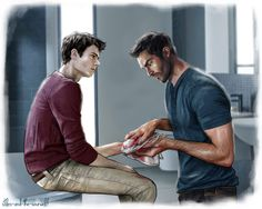 Home - Teen Wolf (TV) - TheTypewriterGirl [Archive of Our Own]