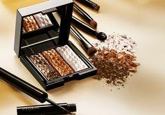 Presente Natura Una - Sombra Trio + Delineador + Kit de Mini pincéis para olhos. #maquiagem #dica #look #natura