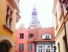 Riga / (pikkuseikkoja) - Blogi | Lily.fi
