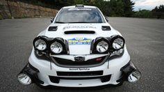 This Is Subaru Rally Team USA's New Stripped Down Look #subaru #rally