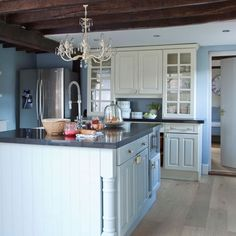 From http://www.housetohome.co.uk/kitchen/picture/blue-painted-country-kitchen?room_style=country