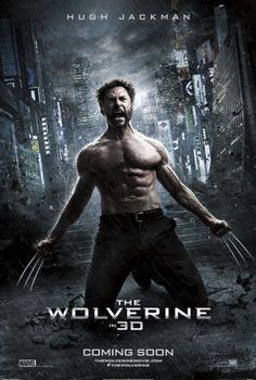 "SNIKT! New ""The Wolverine"" Posters, Images and More! - Nerdist.com"