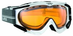 Uvex Apache Ski Goggle White Metallic UV Goldlite Spherical Lens >>> Read more reviews of the product by visiting the link on the image-affiliate link. #WinterSports Accessories