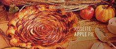 Rosette Apple Pie recipe on PRESERVE