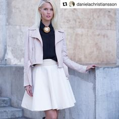 #Repost from my #beautiful #friend @danielachristiansson GreenModelMe in Paris #model #blogger #sustainability #shop #ethicalfashion #organicbeauty #andmore #paris #work #travel #photo @gaistefano #lookoftheday #ecofriendly #fashion @etiennejeanson #ootd #couture #skirt #jewels #gold #paris #france #luxe