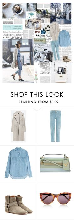 """""""We can't plan life. All we can do is be available for it... by Lauryn Hill"""" by valentina-back ❤ liked on Polyvore featuring Prada, Aime, Zara, Tiffany & Co., Citizens of Humanity, 7 For All Mankind, Valentino, Isabel Marant, Bottega Veneta and women's clothing"""