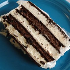 OREO AND FUDGE ICE CREAM CAKE Ingredients: 1/2 c fudge ice cream topping, 8 oz tub cool whip topping, 1 pkg ( 4 serving size ) chocolate flavored instant pudding, 8 oreo cookies, 12 vanilla ice cream sandwiches