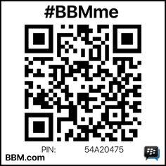 #BBMme PIN:54A20475 http://www.pin.bbm.com/54A20475