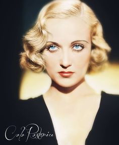 The beautiful Carol Lombard, who passed away on this date in Old Hollywood Stars, Hollywood Icons, Golden Age Of Hollywood, Hollywood Celebrities, Vintage Hollywood, Hollywood Actresses, Classic Hollywood, Caricatures, Carole Lombard