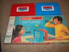 Vintage BATTLESHIP Board Game 1971 Milton Bradley Complete War Strategy USA #MiltonBradley