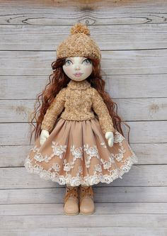 Hey, I found this really awesome Etsy listing at https://www.etsy.com/listing/540549445/textile-doll-decorative-dollcollectible