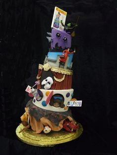 Broadway cake.