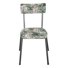 Chaise d'écolier adulte en formica Suzie Les Gambettes -Jungle