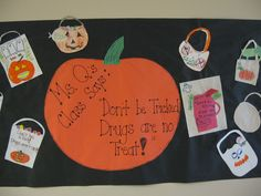 Don't Be Tricked, Drugs Are No Treat!