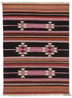 K0027377 New Turkish Kilim Rug   Kilim Rugs, Overdyed Vintage Rugs, Hand-made Turkish Rugs, Patchwork Carpets by Kilim.com