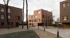 Ceglane osiedle zaprojektowali architekci z pracowni Konior Studio