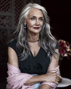 160 Likes, 8 Comments - Braden Summers Image + Motion (Braden Summers) on Instag. - - Beauty Tips and Tricks Long Gray Hair, Grey Wig, Silver Grey Hair, White Hair, Pelo Color Plata, Model Tips, Silver Haired Beauties, Grey Hair Inspiration, Body Inspiration
