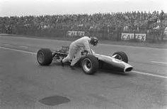 1967 Lotus Type 49 DUTCH GP  G,Hill