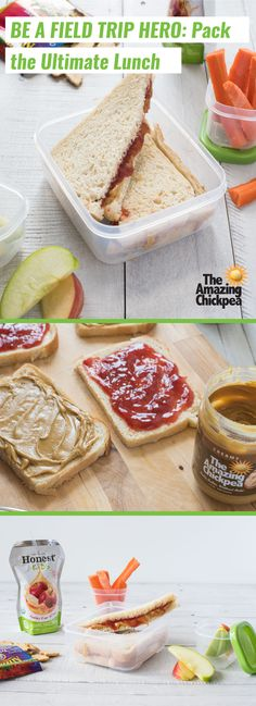 Pack a sack lunch that your kids will love! The Amazing Chickpea Butter's chickpea butter spread provides an alternative to peanut butter that is delicious, nutritious, satisfying, and made with no nuts. Butter Spread, Nut Allergies, Field Trips, Nut Free, Peanut Butter, Alternative, Packing, Lunch, School