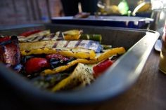 4th of July Food Series: Grilled Vegetable Medley Recipe - Latin Cooking Diva