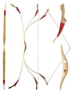 I Kassai Farkas Laminate (Mongolian bow)