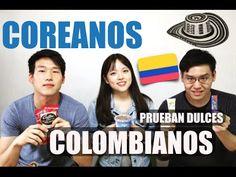 COREANOS PRUEBAN DULCES COLOMBIANOS POR 1ERA VEZ Movies, Movie Posters, Life, Sweets, Films, Film Poster, Cinema, Movie, Film