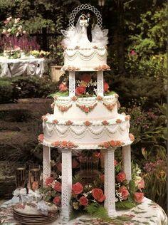 ☆∞☆∞☆ Wedding cake ☆∞☆∞☆