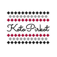 www.ninavirtanen.fi Logon ja graafisen ilmeen suunnittelu. KotoPirkot on isompi ryhmä tee se itse -bloggareita, jotka jakavat parhaimpia DIY-projektejaan niin yhteisessä blogissaan kuin Facebook-ryhmässäänkin. Lisää logon taustasta luettavissa Virtasia-blogin puolelta. http://virtasia.blogspot.fi/2015/11/kotopirkot-uusi-logo.html #logo #logosuunnittelu #graafinensuunnittelu #graphicdesign #logodesign #kotopirkot