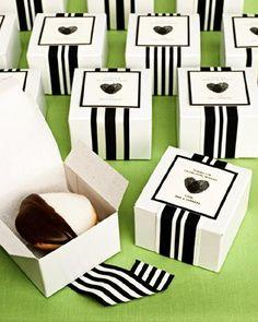 Mooie bruiloft bedankjes {from pinterest} - Pinterested @ http://wedspiration.com.