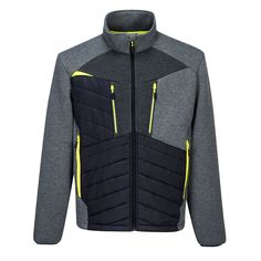 Chaqueta acolchada elástica Baffle DX4 Nylons, Winter Jackets, Athletic, Sports, Style, Outdoor, Products, Fashion, Warriors