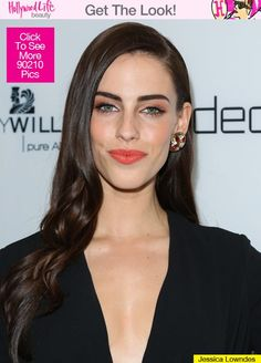 Jessica Lowndes Bold Lips