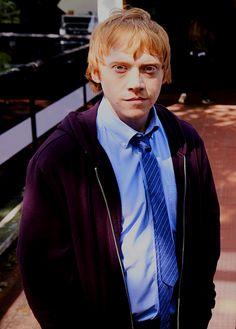Rupert Grint as Daniel Glass in a comedy serie Sick Note.